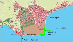 MASPALOMAS+MAP incl surf